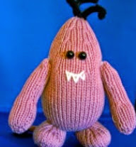 http://www.ravelry.com/patterns/library/fred-the-friendly-monster