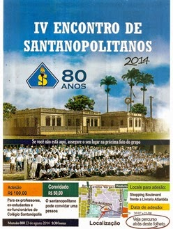 IV ENCONTRO DO SANTANOPOLIS