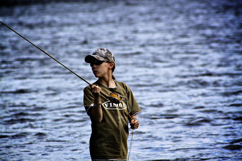 Emma Lindgren, flugfiske