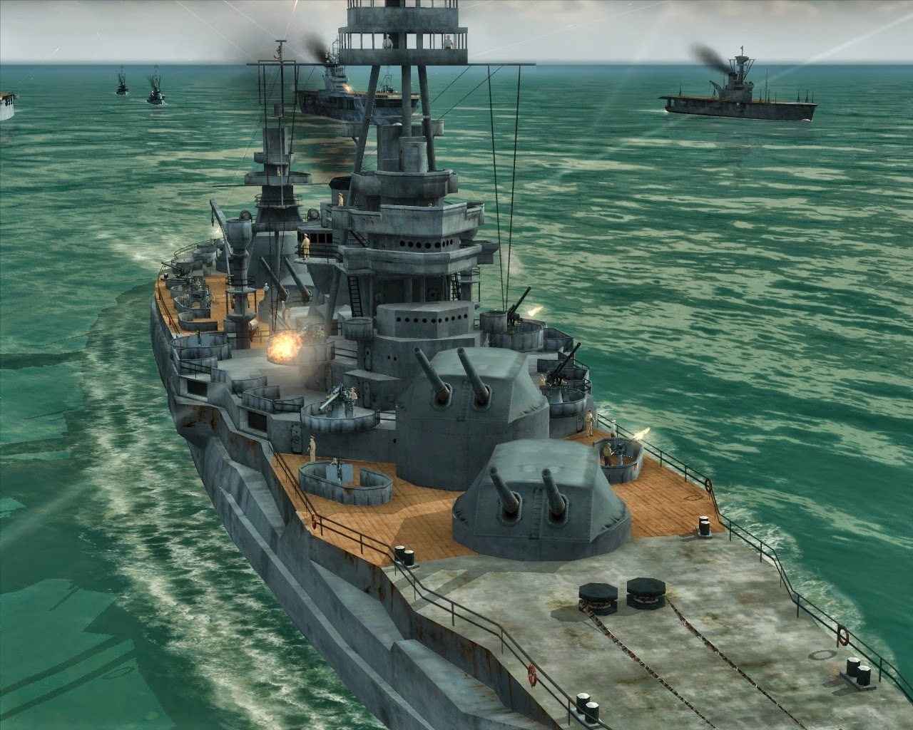 Ship Games For Xbox 360 : Best naval games xbox « the battleship