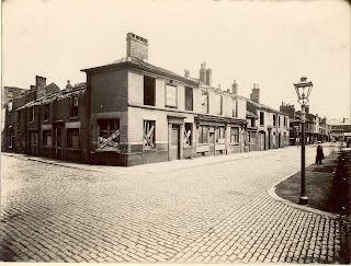 Founders Arms Robin Hood Ashburner Street Bolton 1928