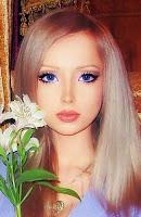 chica barbie cara