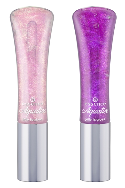 Essence Aquatix Jelly Lipgloss