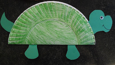 Child care basics resource blog easy turtle craft for Turtle arts and crafts