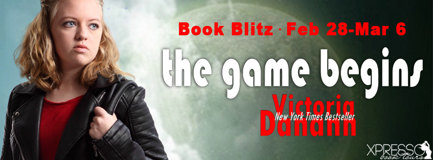 Book Blitz The Game Begins