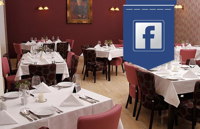 Facebook pro restaurace