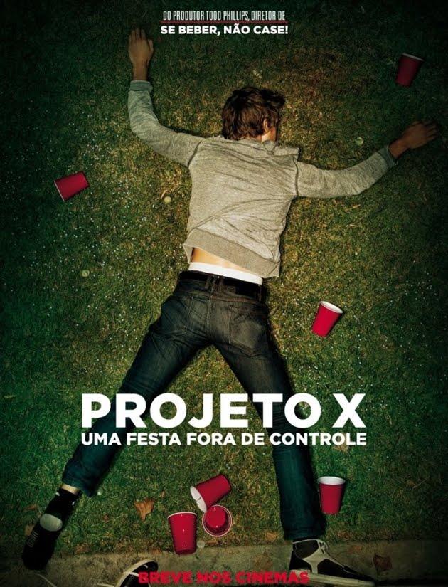 Projeto X – Uma Festa Fora de Controle – Legendado DVDRip 2012