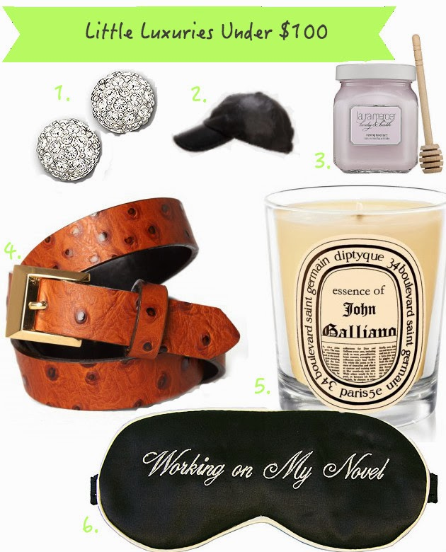 Little Luxuries Under $100, Holiday Presents Under $100, Under $100 Gift Guide, Boston Gift Guide, Bostonista