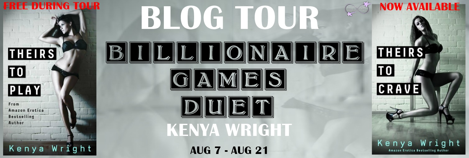 Billionaire Games Duet Blog Tour