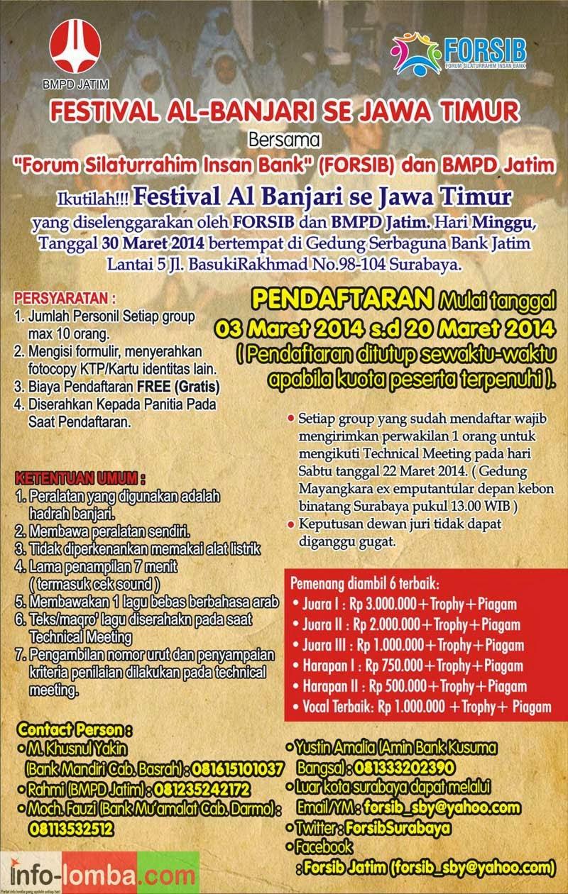 festival al banjari
