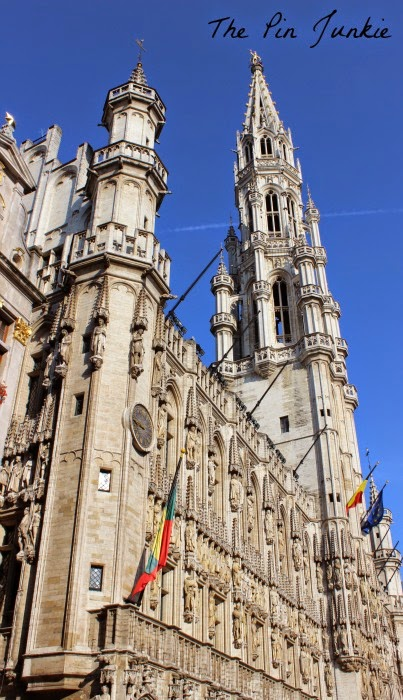 The Grand Place Brussels Belgium