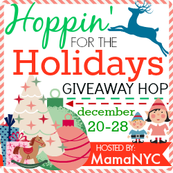 Hoppin' for the Holidays Giveaway Hop Dec 20th