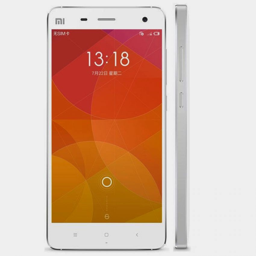 Spesifikasi Smartphone Xiomi Redmi Note Dan Xiomi Mi 4