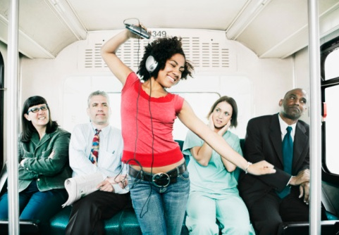 bad manners in school