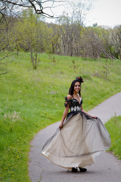 Rock the dress, Tammy Sue Allen Photography Lansing Michigan