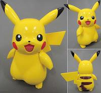 Pikachu Plamo Bandai