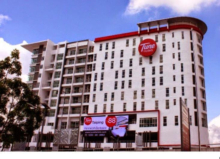 Tune Hotels Taiping