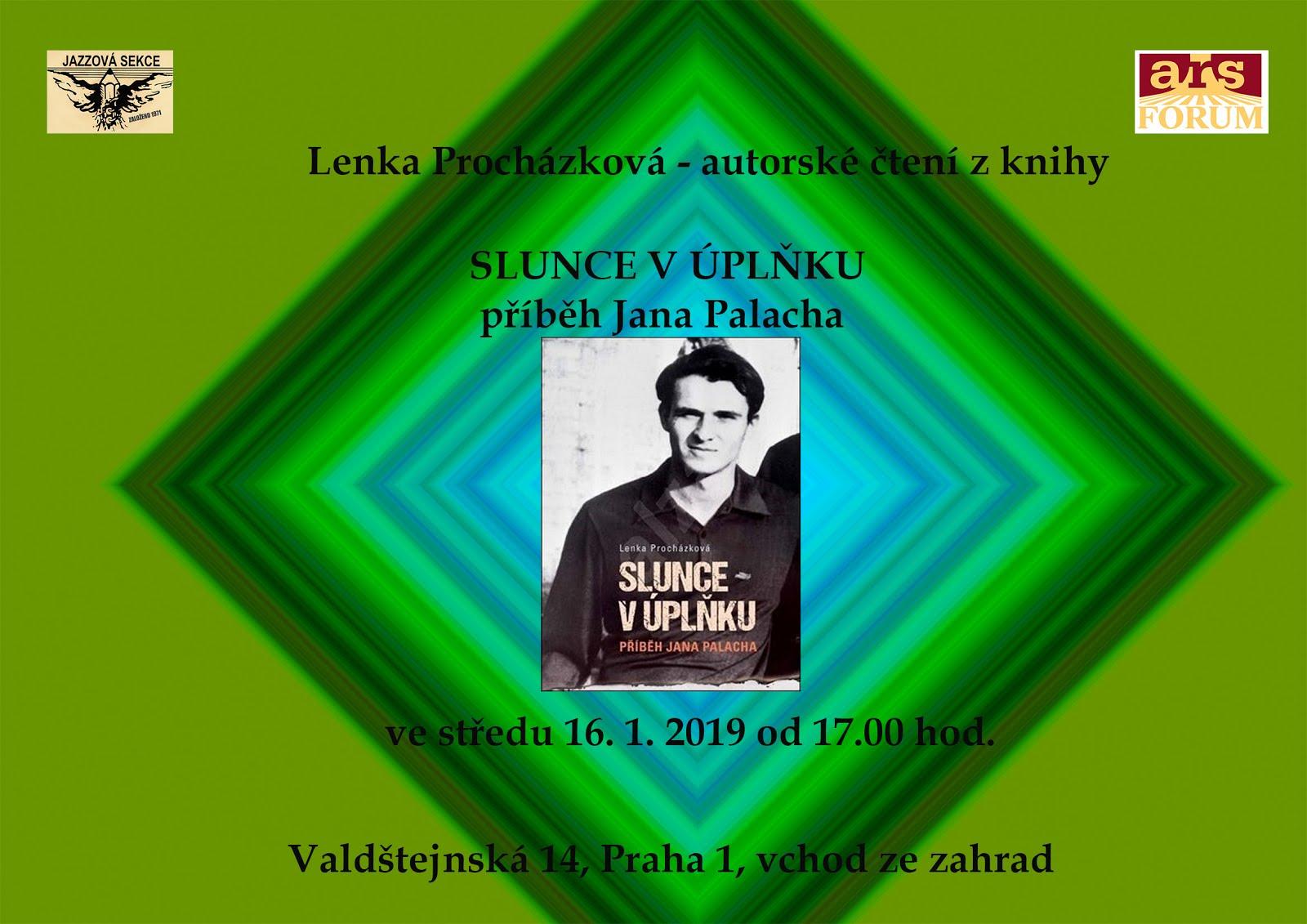 16. 1. 19 Lenka Procházková