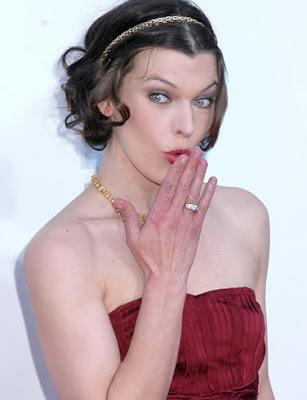 Milla Jovovich Fantastic