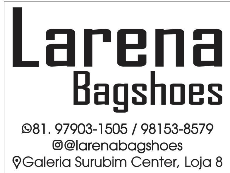 LARENA   BAGSHOES