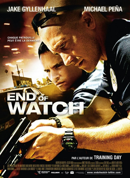 Phim End Of Watch