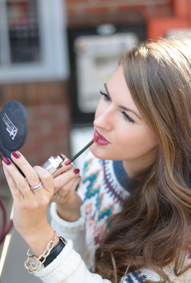 Southern Curls & Pearls: Favorite Fall Lip Colors