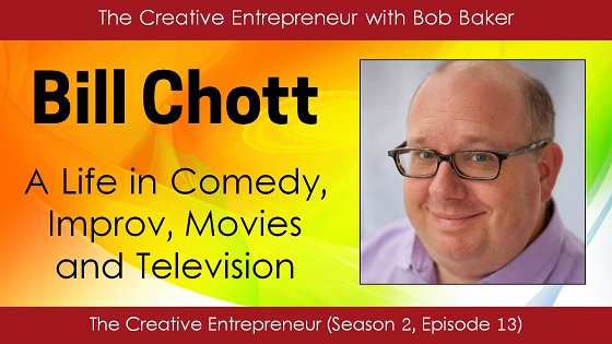 Bill Chott on Acting, Improv, Movies and TV