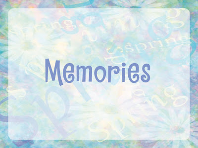 Memories, Memory, Alzheimer's Dementia