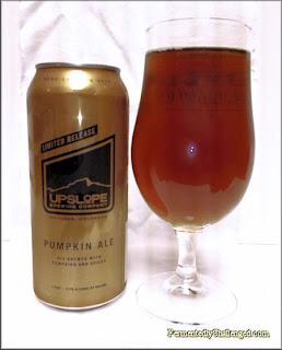 Upslope Pumpkin Ale