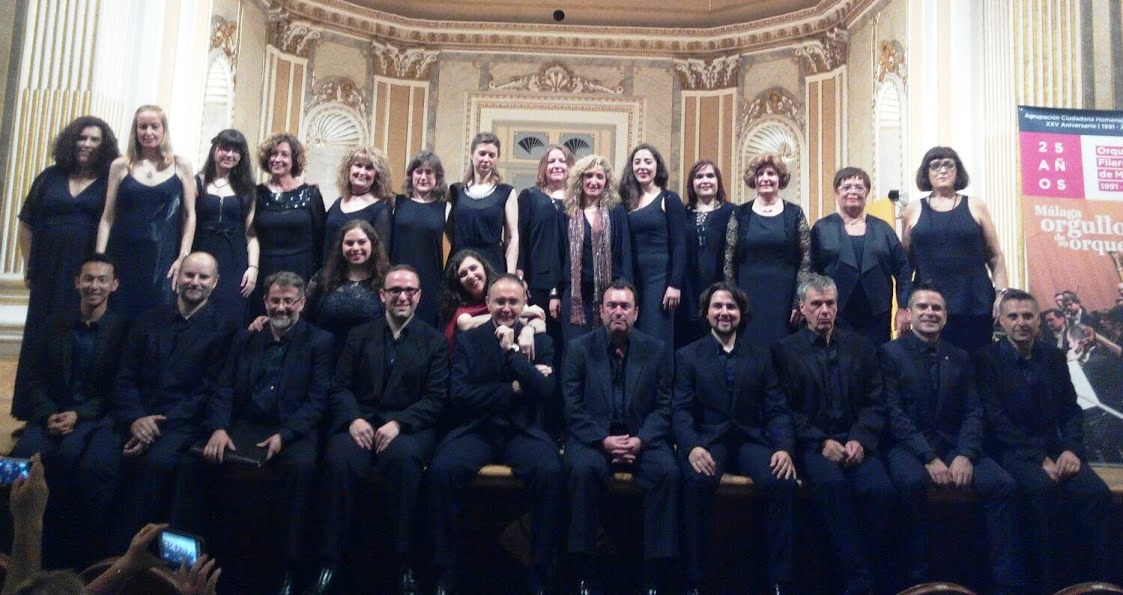 Resonare Fibris Vocal Ensemble