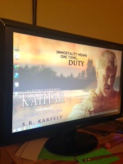 S. R. Karfelt, Author, The Covenant Keeper Novels