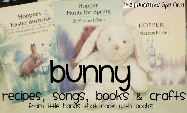 Bunny Bread Recipe Roundup for Easter featured at The Educators' Spin On It