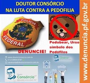 DOUTOR CONSÓRCIO na Luta Contra a Pedofilia