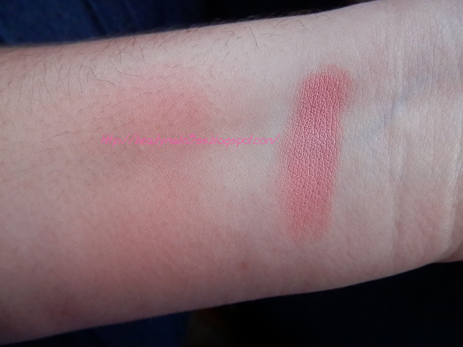 Skinn Cosmetics  Color Touch Eye, Cheek and Lip Glow Teen Tone swatch