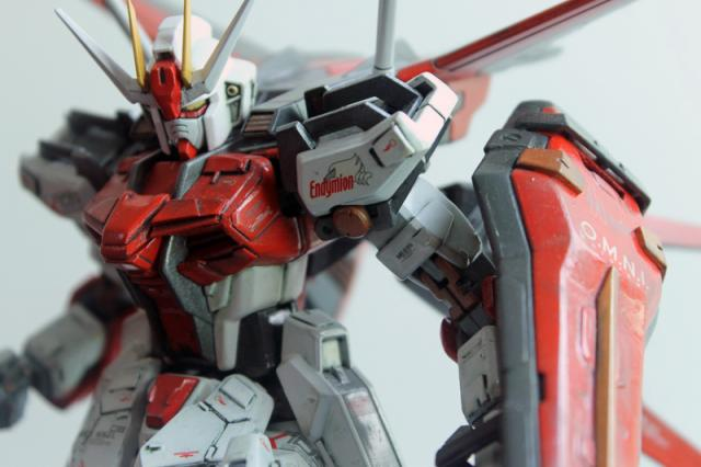 MG Aile Strike Gundam verPAO photo