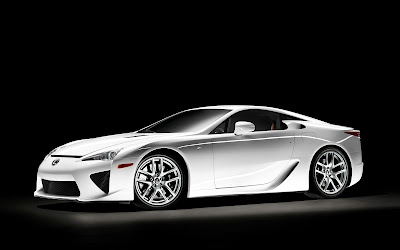 2011 Lexus LFA Wallpaper