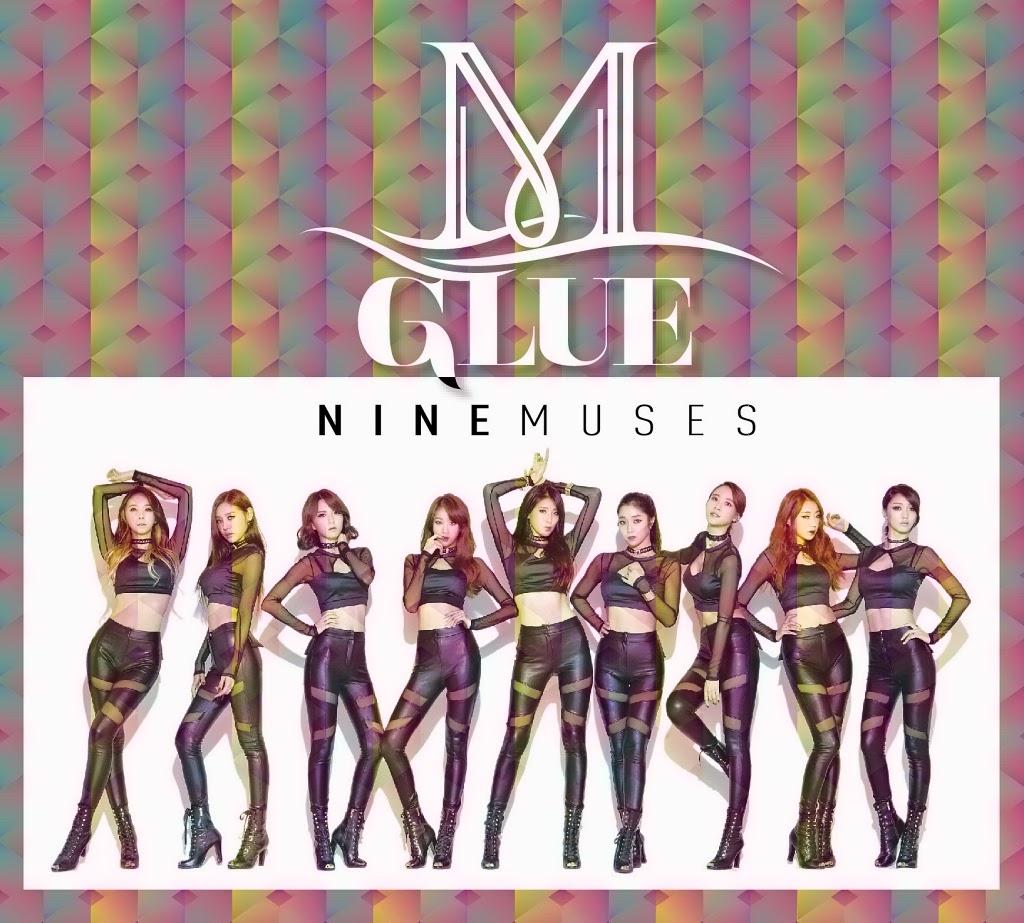 9MUSES – Glue – Single