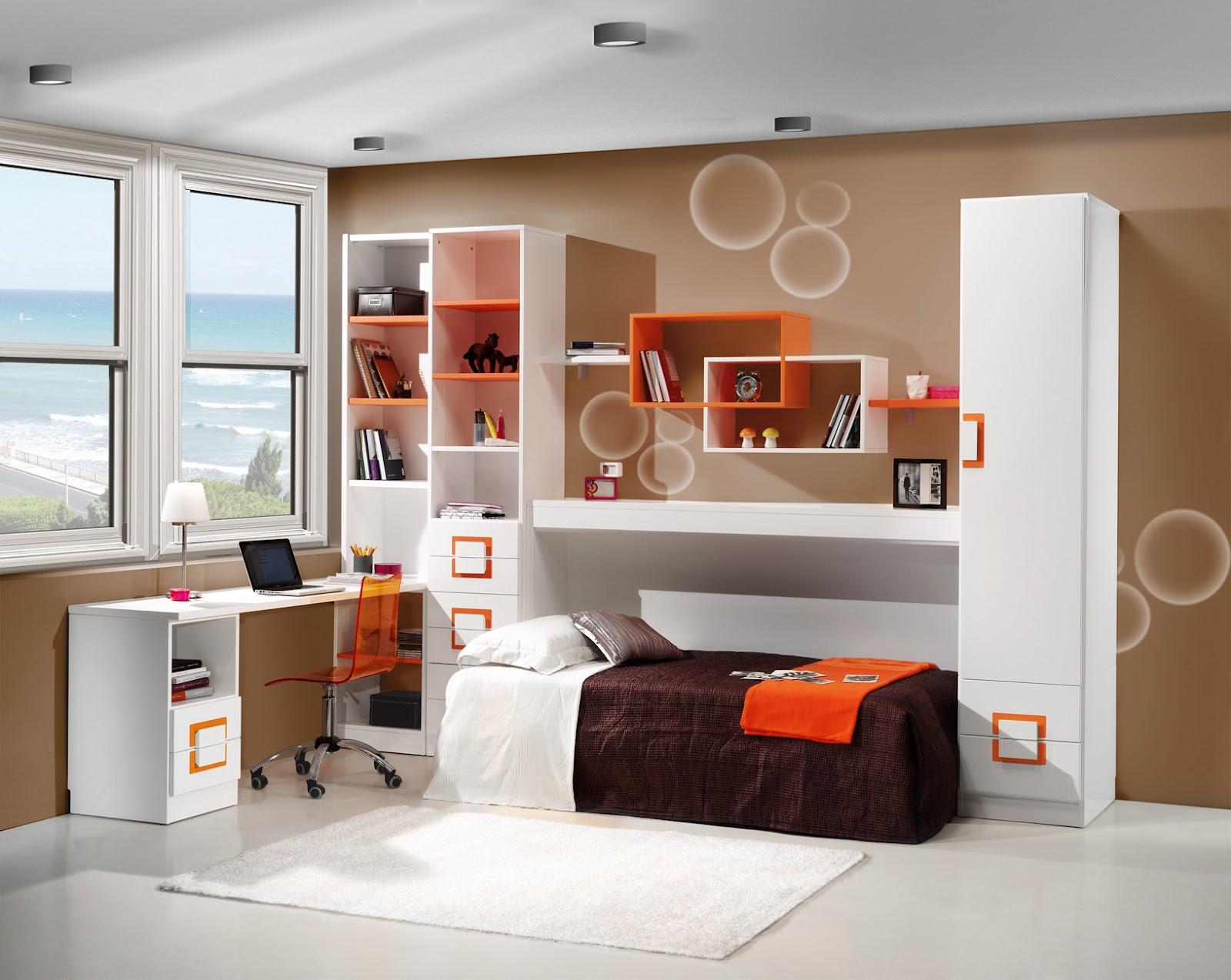 Ideas para amueblar dormitorio juvenil - Decorar dormitorio juvenil ...