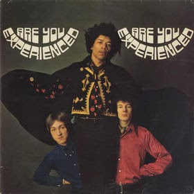 JIMI HENDRIX- Are you experienced (1967)