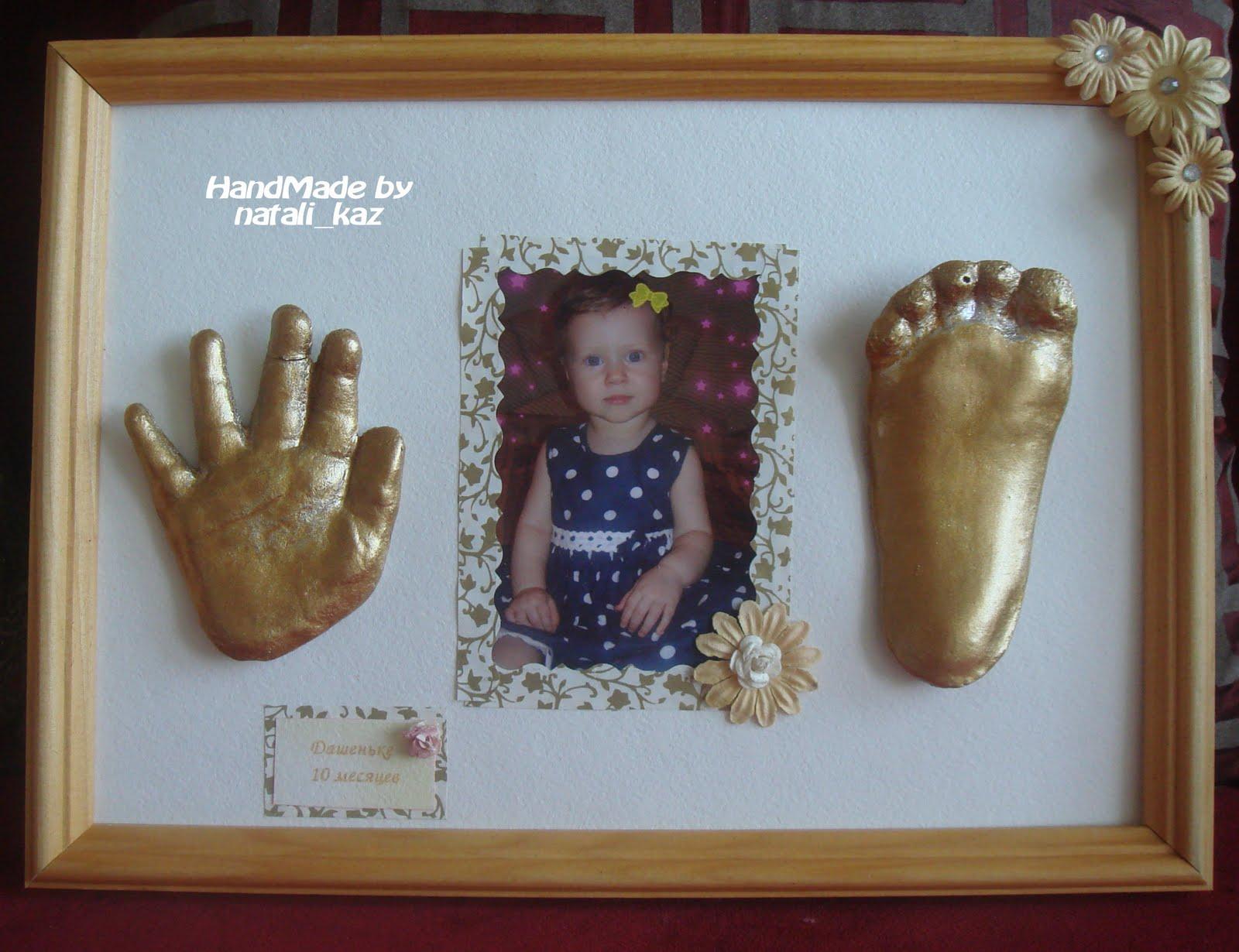 3 d слепок ручки и ножки ребенка своими руками 14