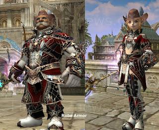 R99 bloody robe dwarf L2