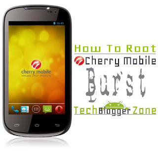 How To Root Cherry Mobile Burst