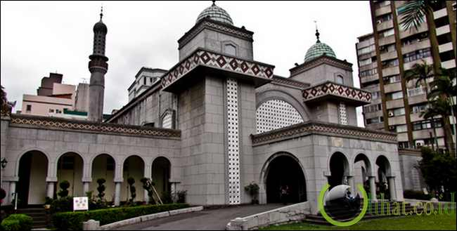 Taipei Grand Mosque, Taiwan