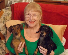 Jaye Lewis ~ Holding Her Two Best Friends