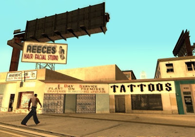 Game Gratis GTA San Andreas
