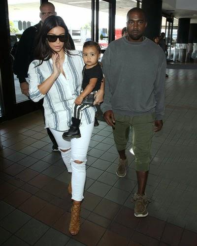 Kim Kardashian, North West , Kanye West, Khloe Kardashian, celebrity news and gossip,