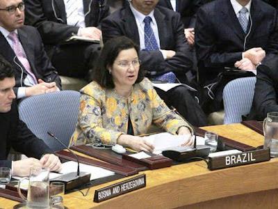 Governo brasileiro faz criticas à Israel