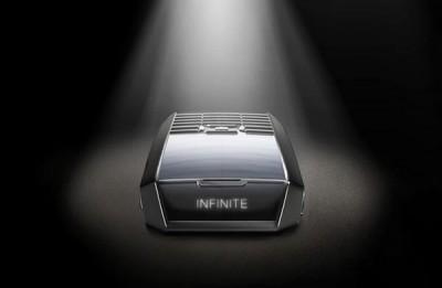 Meridiist Infinite, Ponsel yang Bisa Ngecas Baterai Sendiri