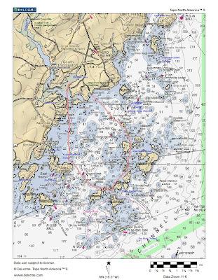 Sea Kayaking Maine