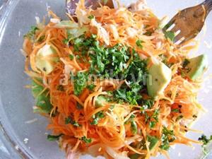 Salad cà rốt - làm cực nhanh ăn cực ngon
